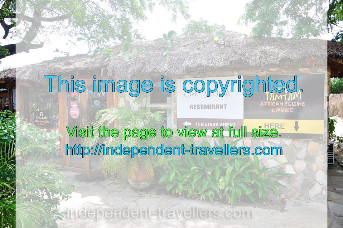 Thai Island Restaurant Accra