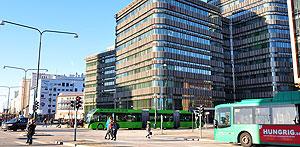 Malmö University Niagara building