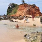 Mirissa Rock Island