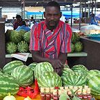 Dr. Frans Aupa Indongo Open Market