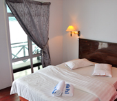 Besar hotels on Perhentian Islands
