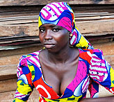 A woman from Tamale