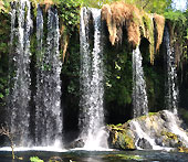 Upper Düden Waterfalls